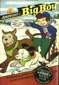 Adventures of the Big Boy (1957-1996 Webs Adv. Corp.) Restaurant Promo 461
