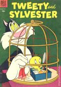 Tweety and Sylvester (1954 Dell) 8