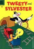 Tweety and Sylvester (1954 Dell) 11