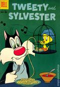 Tweety and Sylvester (1954 Dell) 27