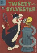Tweety and Sylvester (1954 Dell) 32