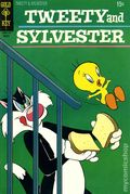 Tweety and Sylvester (1963 Gold Key) 17