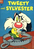 Tweety and Sylvester (1954 Dell) 4