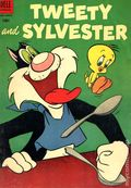 Tweety and Sylvester (1954 Dell) 5