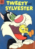 Tweety and Sylvester (1954 Dell) 9