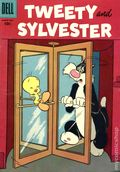 Tweety and Sylvester (1954 Dell) 12