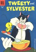 Tweety and Sylvester (1954 Dell) 13