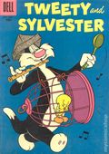 Tweety and Sylvester (1954 Dell) 18