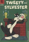 Tweety and Sylvester (1954 Dell) 23