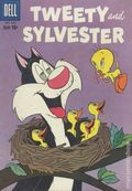 Tweety and Sylvester (1954 Dell) 26