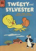 Tweety and Sylvester (1954 Dell) 33
