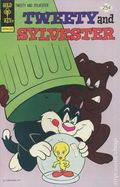 Tweety and Sylvester (1963 Gold Key) 48
