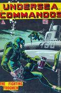 Fighting Undersea Commandos (1964) Reprints 2