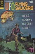 UFO Flying Saucers (1968 Gold Key) 8
