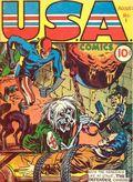 USA Comics (1941) 1