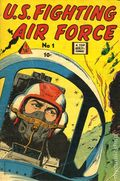 US Fighting Air Force (1963 I.W. Reprint) 1