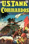 US Tank Commandos (1963 I.W. Reprint) 1