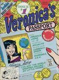 Veronicas Passport Digest Magazine (1992) 1