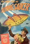 Vic Torry and His Flying Saucer (1950 Fawcett) 0