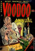 Voodoo (1952) Annual 1