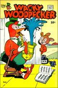Wacky Woodpecker (1958 I.W. Reprint) 7
