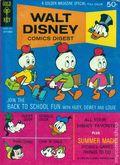 Walt Disney Comics Digest (1968 Gold Key) 15