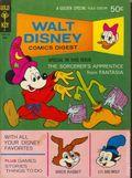 Walt Disney Comics Digest (1968 Gold Key) 29