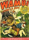 Wambi, Jungle Boy (1942 Fiction House) 1