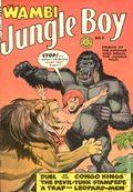 Wambi, Jungle Boy (1942 Fiction House) 7