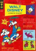 Walt Disney Comics Digest (1968 Gold Key) 17