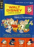 Walt Disney Comics Digest (1968 Gold Key) 24