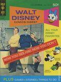 Walt Disney Comics Digest (1968 Gold Key) 37