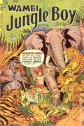 Wambi, Jungle Boy (1942 Fiction House) 12