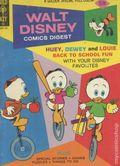 Walt Disney Comics Digest (1968 Gold Key) 49