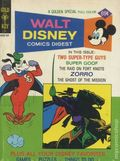 Walt Disney Comics Digest (1968 Gold Key) 52