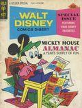 Walt Disney Comics Digest (1968 Gold Key) 57