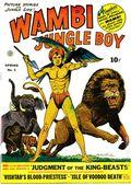 Wambi, Jungle Boy (1942 Fiction House) 3