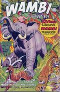 Wambi, Jungle Boy (1942 Fiction House) 6