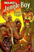 Wambi, Jungle Boy (1942 Fiction House) 11