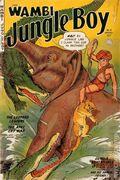Wambi, Jungle Boy (1942 Fiction House) 15