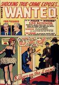 Wanted Comics (1947) 45