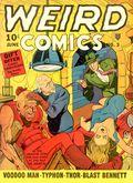 Weird Comics (1940) 3