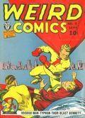 Weird Comics (1940) 6