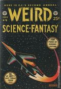 Weird Science-Fantasy Annual (1952) 1953