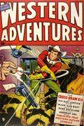 Western Adventures Comics (1948) 1