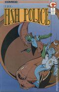 Fish Police (1988 Comico/Apple) 6
