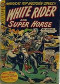 White Rider and Super Horse (1950 Novelty) 4