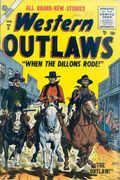 Western Outlaws (1954 Atlas) 8