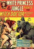 White Princess of the Jungle (1951) 2