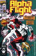 Alpha Flight (1983 1st Series) 92